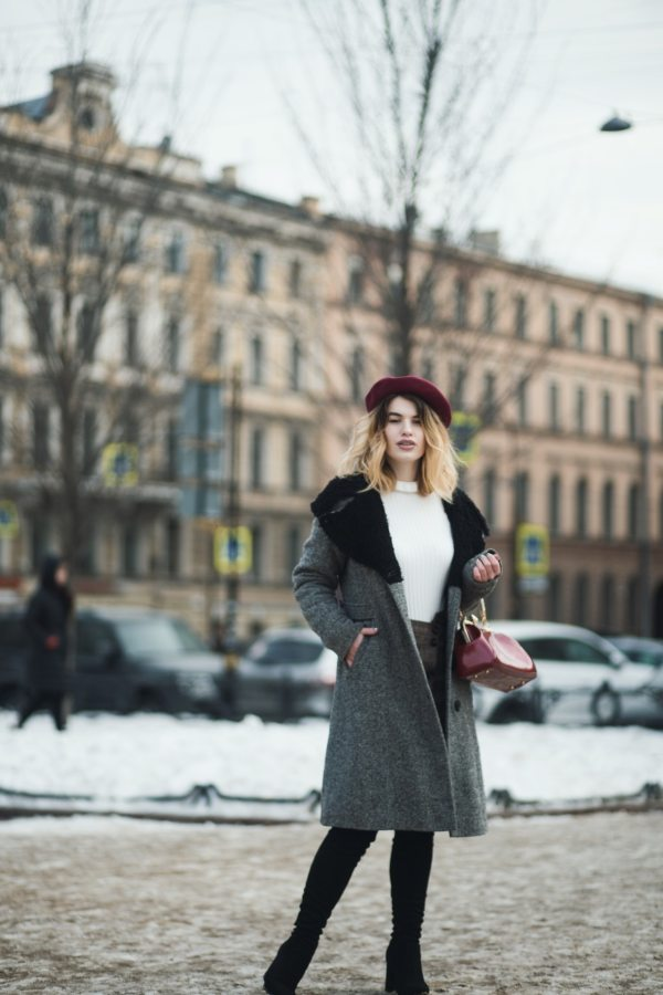 5 tips para ir abrigada con estilo este invierno Oh Simple Thing Blog