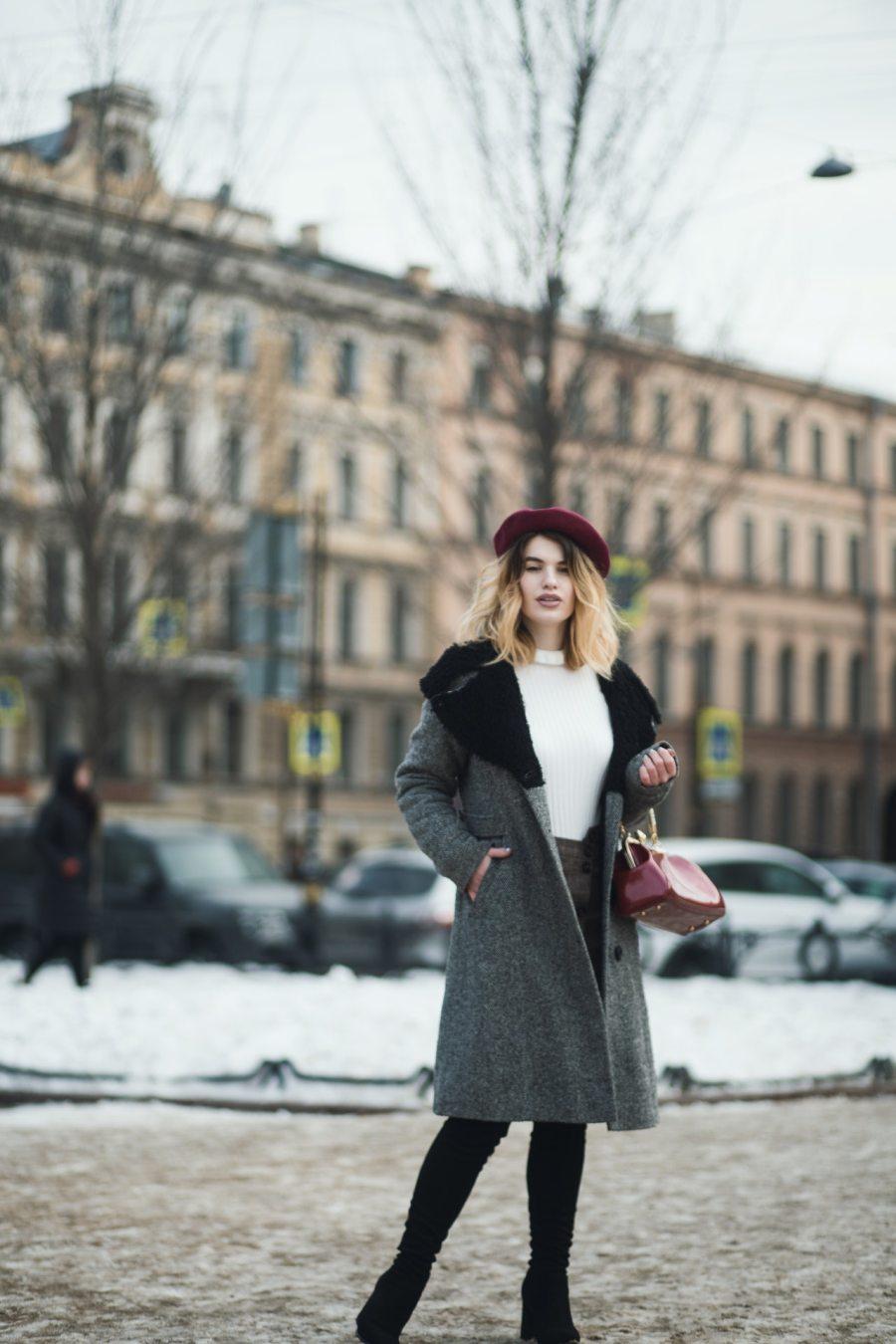 5 tips para ir abrigada con estilo este invierno Oh Simple Thing Blog