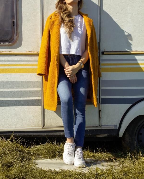 5 formas de llevar un abrigo largo