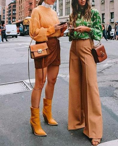 Street Style NYFW Tendencias otoño