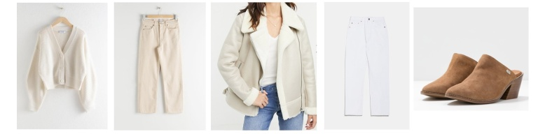 look aviator jacket/chaqueta aviador
